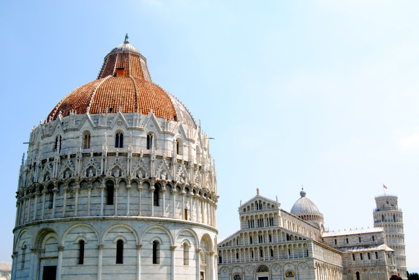 Photo Diary: Pisa, Italy (Summer 2013)