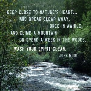 WoWW - John Muir quote
