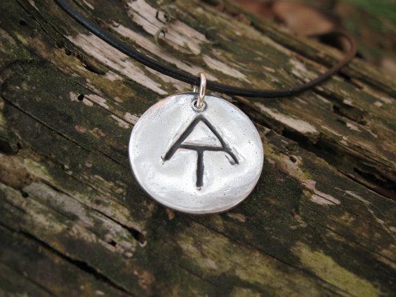 Appalachian Trail necklace ($42)