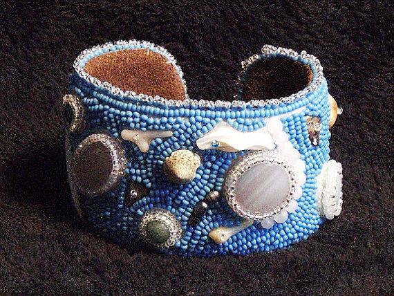 Beachy Cuff Bracelet ($68)