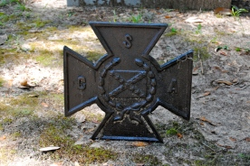 Confederate Soldiers of America marker