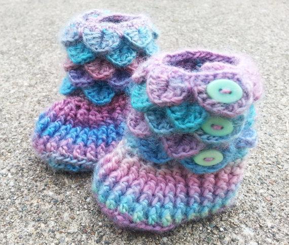 Baby Booties ($32.95)