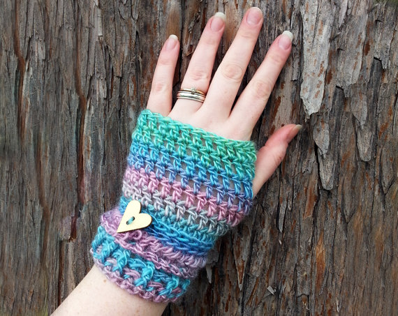 Fingerless Gloves ($17.95)