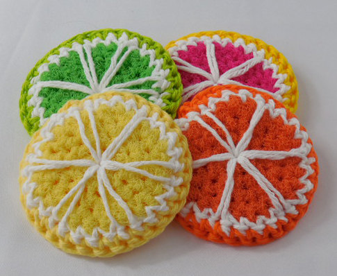citrus scrubbies