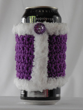 purple cup sleeve